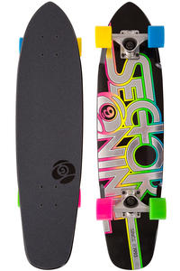 "Sector 9 The Wedge 31.3"" (79,5cm) Cruiser 2014 (black)"