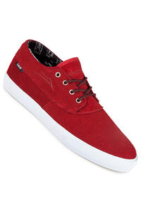 Lakai x Chocolate 20 Camby Mid Shoe (red)