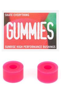 Sunrise Gummies Double Barrel 95A Bushings (pink)