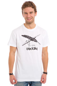 Iriedaily Harpoon Flag T-Shirt (white)