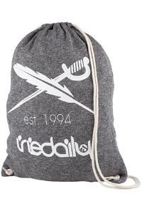 Iriedaily Desire Nerd Bag (grey melange)