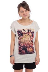 Iriedaily Luminita T-Shirt women (ecru melange)