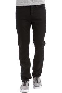KR3W K Slim 5 Pkt Jeans (black)