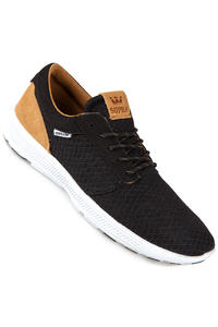 Supra Hammer Run Shoe (black brown white)