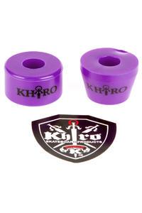 Khiro 98A Tall Cone Combo Lenkgummi (purple)