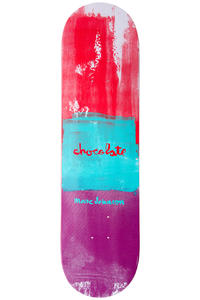 "Chocolate Johnson Subtle Square 8.125"" Deck (multi)"