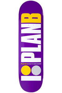 "Plan B Team OG 8.375"" Deck (purple)"
