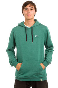 SK8DLX Easy Hoodie (green heather)