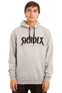 SK8DLX Hardcore Hoodie (grey heather)