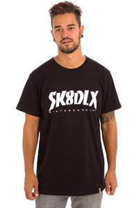 SK8DLX Hardcore T-Shirt (black)