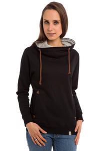 SK8DLX Collar Sweatshirt women (black)