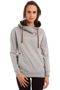 SK8DLX Collar Sweatshirt women (grey heather)