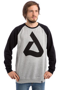 Anuell Blake Sweatshirt (heather grey black)