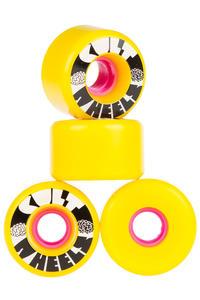 Cult IST 63mm 80A Rollen (yellow) 4er Pack