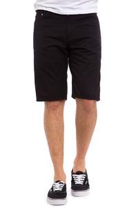 Carhartt WIP Davies Questa Shorts (black rinsed)