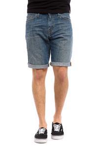 Carhartt WIP Davies El Cajon Shorts (blue scratch washed)