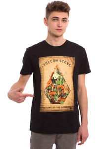 Volcom Nature Stone T-Shirt (black)
