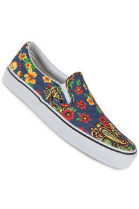 Vans Classic Slip-On Schuh (aloha dress blues)