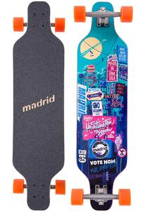 "Madrid Dream 39"" (99cm) Komplett-Longboard (billboard)"