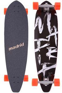 "Madrid Rocker Pintail 37.5"" (95,25cm) Komplett-Longboard (strokes)"