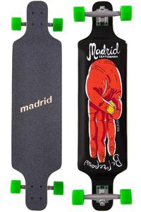 """Madrid D.T.F. 2 40"""" (101,6cm) Komplett-Longboard (salute)"""