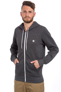 Element Nova Zip-Hoodie (charcoal heather)