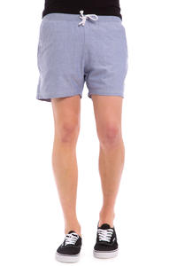 Mazine Broken Hill Shorts (blue yarn dyed)