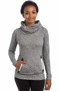 Iriedaily Turtle Space Sweatshirt women (charcoal melange)