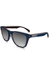 Oakley Frogskin LX Sonnenbrille (navy chrome iridium)