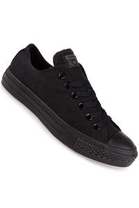 Converse Chuck Taylor All Star Canvas Shoe (black monochrome)