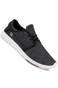 Etnies Scout Schuh (black white)