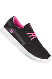 Etnies Scout Shoe women (black pink white)