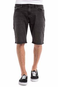 DC Worker Straight Denim Shorts (black stone)