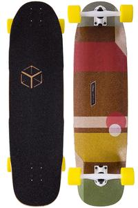 "Loaded Cantellated Tesseract 36"" (91,4cm) Komplett-Longboard"