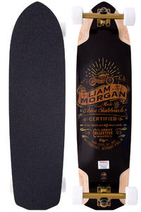 "Arbor Liam Morgan Pro Model 35.75"" (90,8cm) Komplett-Longboard"