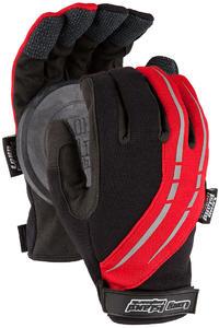 Long Island Freeride Slide Gloves (fast red)