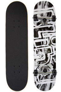 "Blind Heady Tie Dye 7.625"" Complete-Board (smoke)"
