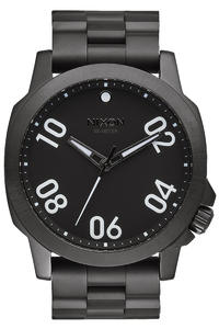 Nixon The Ranger 45 Uhr (all black)