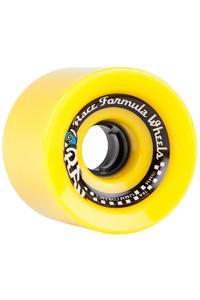 Sector 9 Race Formula 70mm 78A OS Rollen (yellow) 4er Pack