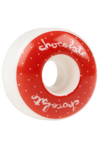 Chocolate Floaters 52mm Wheel (white) 4 Pack
