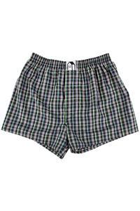 Lousy Livin Underwear Check Boxershorts (black forest)