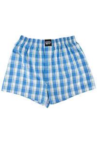Lousy Livin Underwear Check Boxershorts (sport blue)