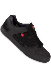 DVS Militia CT Nubuk Schuh (black red)
