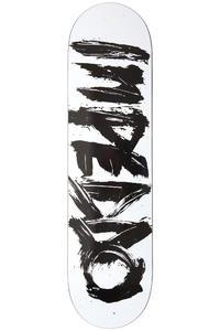 """Inpeddo Brusher 8"""" Deck (white black)"""