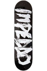 """Inpeddo Brusher 8.125"""" Deck (black white)"""