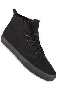 Globe Crusade Nubuck Shoe (black fur)
