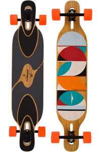 "Loaded Dervish Sama 2015 42.8"" (109cm) Komplett-Longboard"