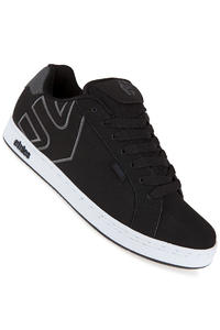 Etnies Fader Shoe (black white grey)