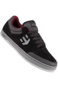 Etnies Marana Suede Shoe (black dark grey grey)
