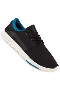Etnies Scout Schuh women (black white green)